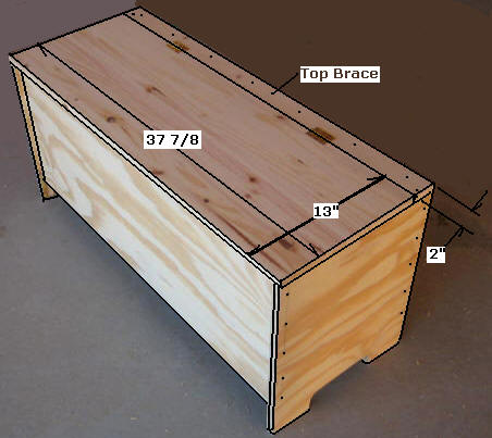 Free Plans To Build A Storage Bench, Build... - Amazing Wood Plans